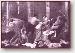 Il martirio degli Innocenti