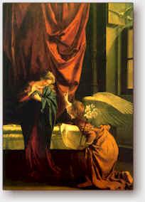 Arcangelo Gabriele - Annunciazione