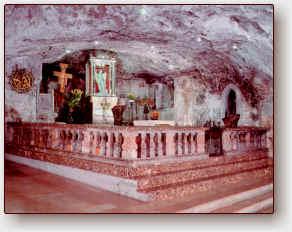 Grotta del Santuario di San Michele - Gargano