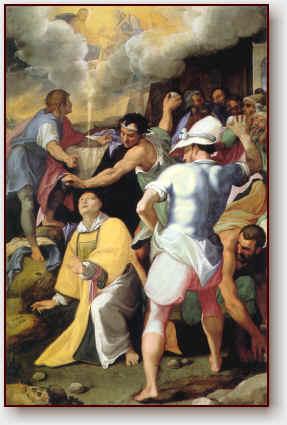 Santo Stefano - Monastero silvestrino a Roma