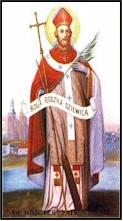 L'immagine del santo.