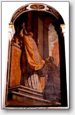 San Giovanni dal bastone