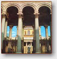 Chiostro della Basilica san Paolo fuori mura, Roma