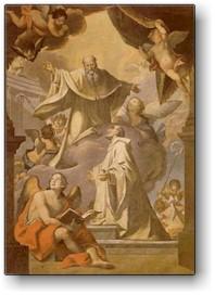 San Benedetto e Beato Bernardo.
