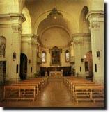 Chiesa dedicata al santo vescovo, Foligno.