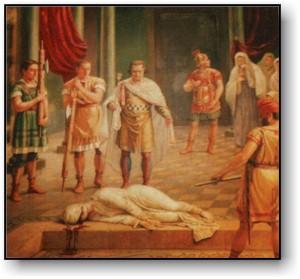 Santa Cecilia, Vergine e Martire