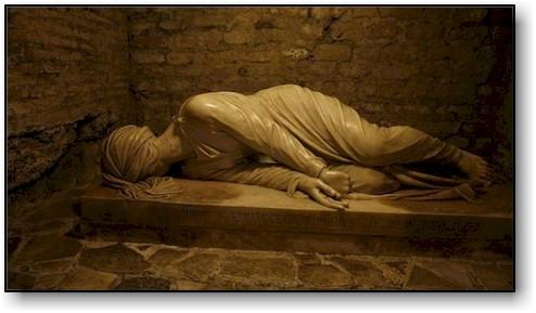 Catacombe san Callisto di Roma