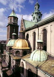 Cattedrale di Cracovia (PL)